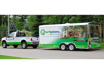 Burlington lawn care service Turf Systems