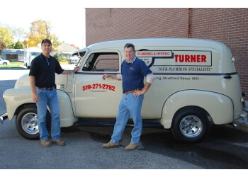 Stratford plumber Turner Plumbing & Heating Ltd