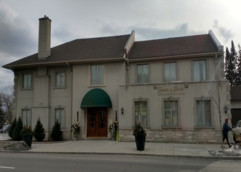 Toronto funeral home Turner & Porter Funeral Directors Ltd.