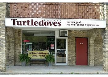 Burlington bakery Turtledoves Bakery