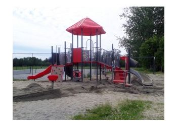 Sudbury public park Twin Forks Playground
