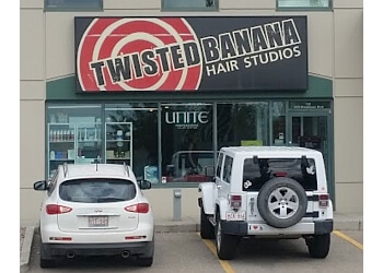 Sherwood Park hair salon Twisted Banana Hair Studios