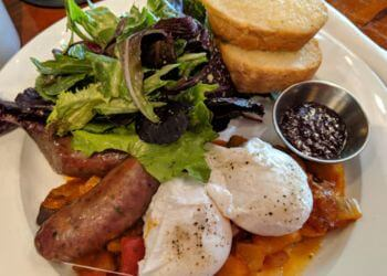 Vancouver french cuisine Twisted Fork Bistro