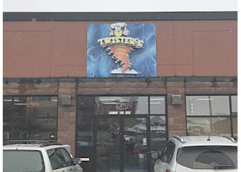 Grande Prairie pizza place Twisters Pizza