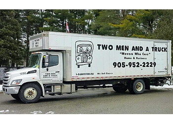 Newmarket moving company Two Men And A Truck
