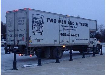 Oshawa moving company Two Men and A Truck