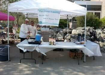 Prince George caterer Two Rivers Catering