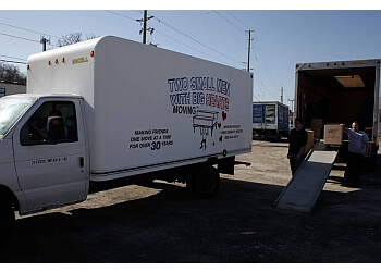 Aurora moving company  Two Small Men With Big Hearts Moving