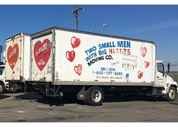Richmond moving company Two Small Men With Big Hearts Moving CO.