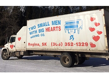 Regina moving company Two Small Men With Big Hearts Moving Co.