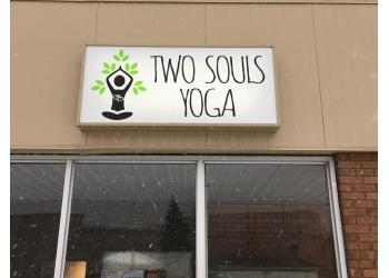 Sudbury yoga studio Two Souls Yoga
