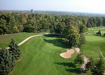 Burlington golf course Tyandaga Golf Course