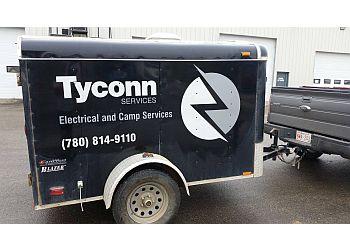 Grande Prairie electrician Tyconn Electric Ltd.