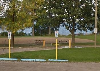 Barrie public park Tyndale Park