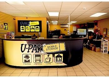 Victoria storage unit U-Pak Mobile Storage