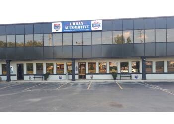 Oakville car repair shop URBAN AUTOMOTIVE