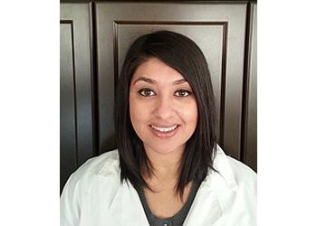 Cambridge chiropodist Ujala Khanderia, D.Pod.M
