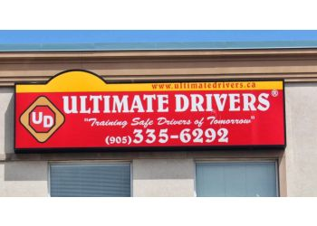 Burlington driving school Ultimate Drivers