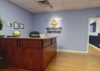 Kitchener driving school Ultimate Drivers