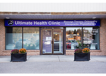 Newmarket massage therapy Ultimate Health Clinic