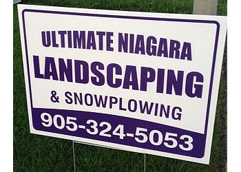 Niagara Falls landscaping company Ultimate Niagara Landscaping