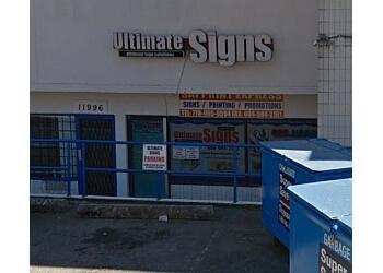 Delta sign company Ultimate Signs & Prints Ltd.