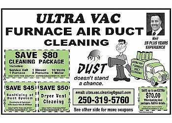 Ultra Vac Furnace Duct Cleaning