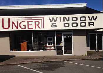 Chilliwack window company Unger Window & Door