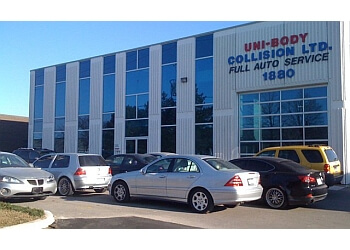 Mississauga auto body shop Uni-Body Collision Ltd.
