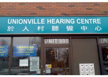 Markham audiologist Unionville Hearing Centre