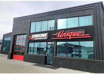 Saskatoon auto body shop Unique Collision Auto Glass