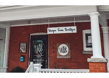 Whitby gift shop Unique Town Boutique