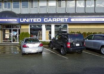 Nanaimo flooring company United Floors