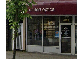 Burnaby optician United Optical Dispensary Ltd.