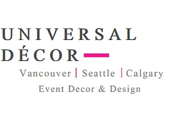 Burnaby wedding planner Universal Décor