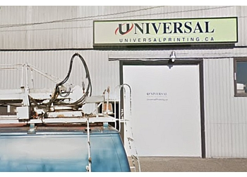 North Vancouver printer Universal Printing