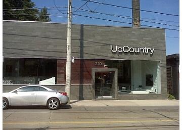 Burlington furniture store UpCountry