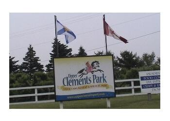 Halifax amusement park Upper Clements