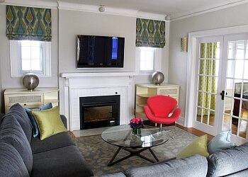 Montreal interior designer Upstage Interior Design