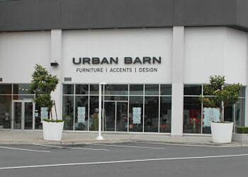 Abbotsford furniture store Urban Barn