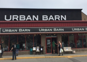Kamloops furniture store Urban Barn