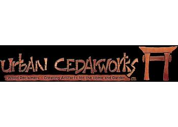 Victoria fencing contractor Urban Cedar Works Ltd.