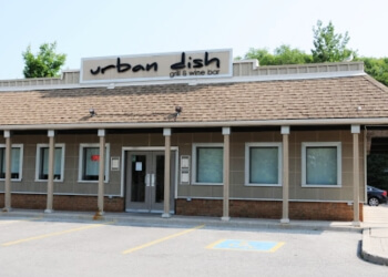 Barrie seafood restaurant Urban Dish Grill & Wine