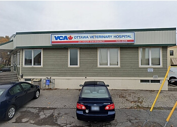 Ottawa veterinary clinic VCA Canada Ottawa Veterinary Hospital