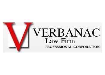 Waterloo employment lawyer VERBANAC LAW FIRM