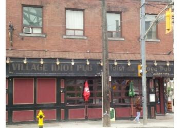 Toronto pub VILLAGE IDIOT PUB