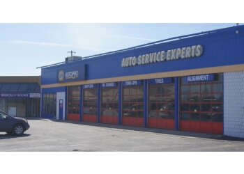 London car repair shop VIP AUTOPRO