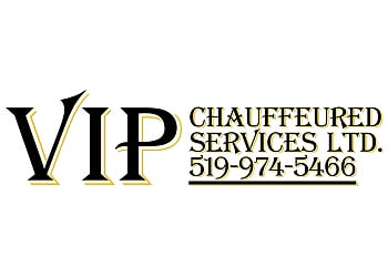 Windsor limo service VIP Chauffuered Services