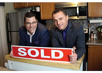 Halton Hills real estate agent VIP Dynamic Homes Team