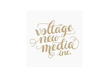Victoria web designer VOLTAGE NEW MEDIA INC.